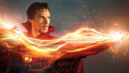 Marvel: Benedict Cumberbatch y sus primeras fotos como Dr. Stranger