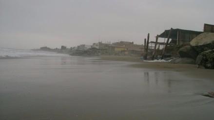 Las Delicias es la única playa apta para bañistas en Trujillo