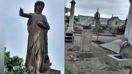Lima: denuncian mal estado del Museo y Cementerio Presbítero Maestro