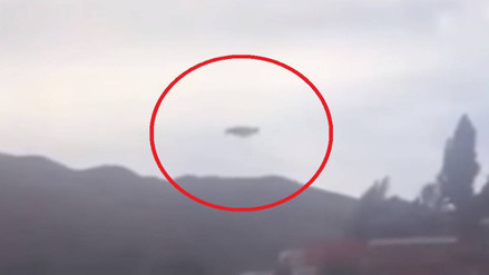 YouTube: supuesto OVNI es captado sobrevolando cielo de Bolivia