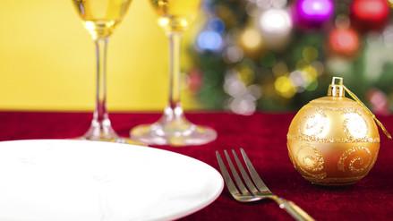 Año Nuevo: cena saludable no debe exceder las 600 calorías