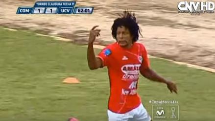 YouTube: Lionard Pajoy hizo el mejor gol del Descentralizado para RPP Deportes