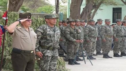 Gral. EP José Rospigliosi Galindo es nuevo jefe de la Séptima Brigada del Ejército