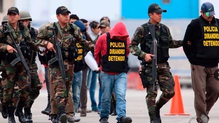 Policía intervino a 165 burriers en aeropuertos del Perú durante el 2015