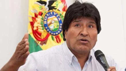 Evo Morales luchará para despenalizar comercio de hoja de coca