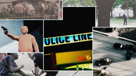 Ocurrió 2015: EE. UU. violencia armada