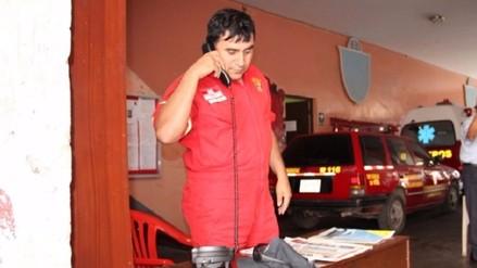 Bomberos atendieron más de 100 llamadas falsas por año nuevo
