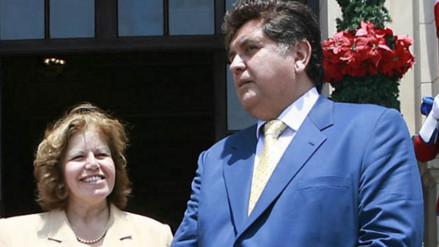 Alan García: Lourdes Flores verá la campaña de Alianza Popular en Lima