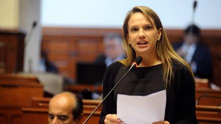 Ministerio Público archivó caso de aprista Luciana León
