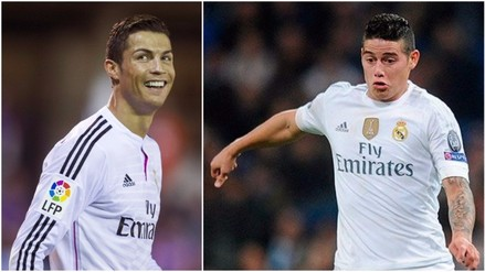 YouTube: Cristiano Ronaldo se burló de James Rodríguez por incidente con la Policía (VIDEO)