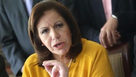 Lourdes Flores: Al unirnos con el Apra no hemos dejado de pensar cómo pensamos