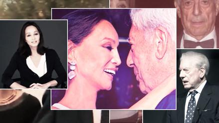 Ocurrió 2015: Mario Vargas Llosa e Isabel Preysler│RPP