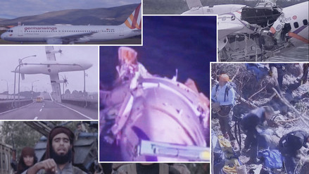 Ocurrió 2015: Tragedias aéreas