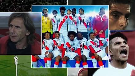 Ocurrió 2015: La selección peruana