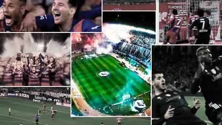 Ocurrió 2015: Fútbol internacional