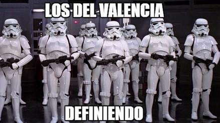 Facebook: Real Madrid vs. Valencia y los memes tras el empate en Mestalla (FOTOS)