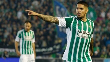 Juan Vargas: Real Betis fue goleado 4-0 por el Eibar y no gana hace 4 meses