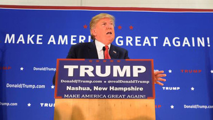 Donald Trump da a conocer su primer spot televisivo de campaña