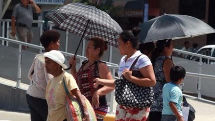 Lima soportará este martes hasta 29 grados de temperatura