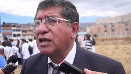 Rector de la UNC pide tranquilidad pues no están entre universidades rebeldes