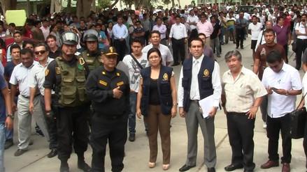 Agustín Ramos denuncia a Jorge Oliva por usurpación del rectorado de UNPRG