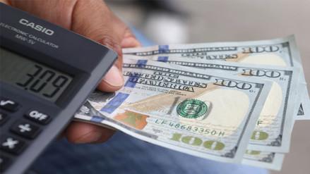 2016: Dólar arranca el año en S/3.423, nuevo máximo en casi una década