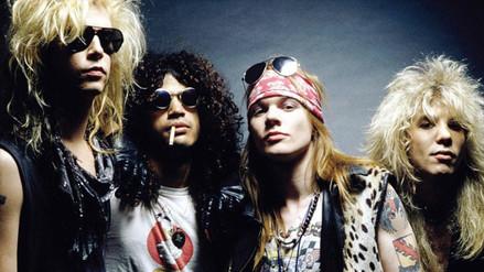 Guns N' Roses: Slash confirma oficialmente su regreso a la banda