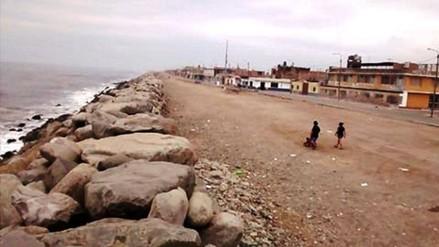 Trujillo: olvidado y sucio luce balneario Buenos Aires