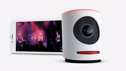 Livestream lanza una cámara de bolsillo para transmisiones en directo
