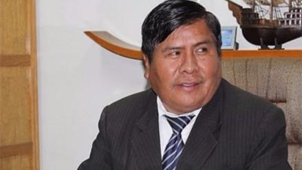 Gobernador regional confirmó cambio de gerentes