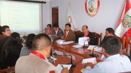 Consejo Regional elige a presidente para el periodo legislativo 2016