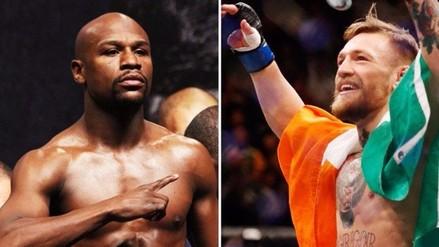 UFC: Floyd Mayweather acusó de racistas a seguidores de Conor McGregor
