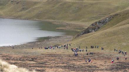 Convocan a nueva inspección a las lagunas de Conga para el 19 de enero
