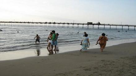 Lambayeque: hasta el momento la playa de Puerto Eten es la más saludable