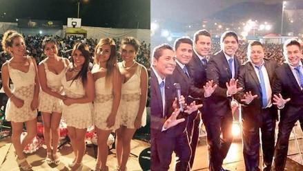 Corazón Serrano y otros grupos artísticos que tuvieron accidentes