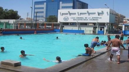 Solo el 50% de las piscinas califican por ahora como saludables