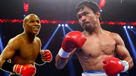 Manny Pacquiao confirma que su última pelea no será ante Floyd Mayweather