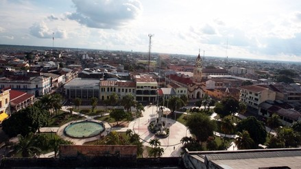 Iquitos celebra su 152 aniversario como puerto fluvial