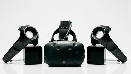 CES 2016: HTC presenta su sistema de realidad virtual de la mano de Valve