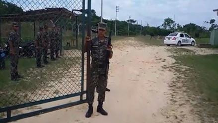 Citan a militares que estuvieron de servicio por robo de fusiles