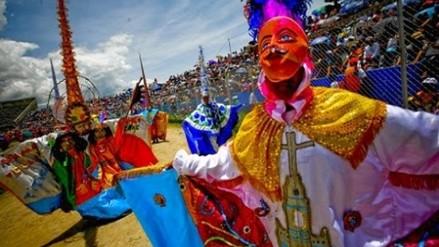 Cajamarquinos se preparan para la celebración del Carnaval 2016