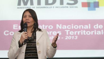 Bustamante refuta críticas del Apra sobre inclusión social