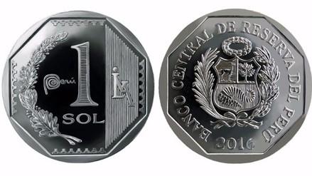 BCR inició acuñación de monedas con nueva denominación de