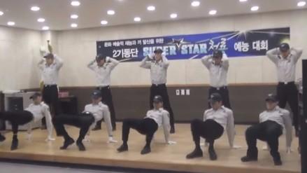 YouTube: policías realizaron cover de popular canción de grupo de K-Pop