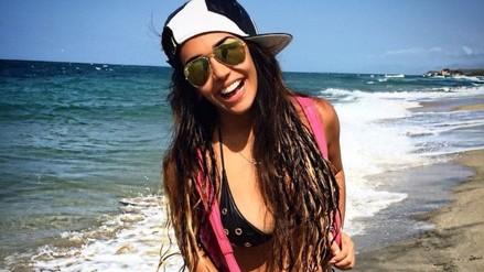 Vania Bludau se grabó desnuda para promocionar 'El último verano'