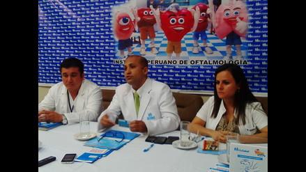 EsSalud devolvió vista a cuatro asegurados tras trasplante de corneas