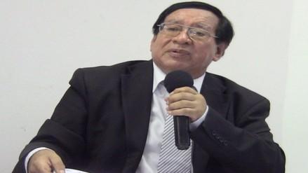 Agustín Ramos: SUNEDU no tiene capacidad para nombrar autoridades
