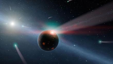 Cometa Catalina pasará cerca de la Tierra la próxima semana