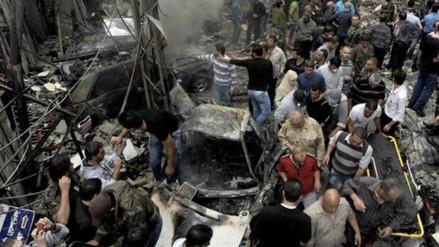 Libia: más de 50 muertos tras explosión de coche bomba en Trípoli