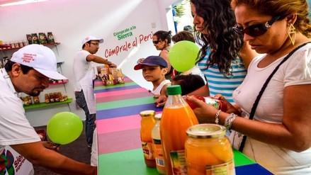 """Piura tendrá modulo """"Tiendecita Andina"""" promovido por Sierra Exportadora"""